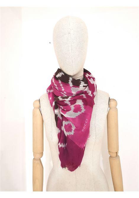 Gucci cachemire scarf -shawl - foulard Gucci | Sciarpa | SVV0180105040MULTICOLOR