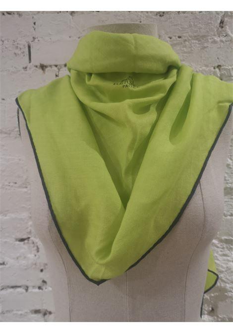 Hermes green fluo scarf - foulard Hermes |  | SVV0180109050ACID GREEN