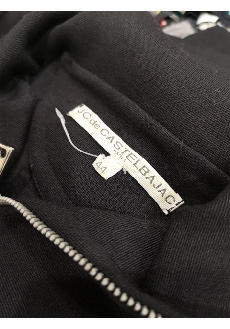 J. C. de Castelbajac black jacket J.C. de Castelbajac | Jackets | VXR0160101NERO