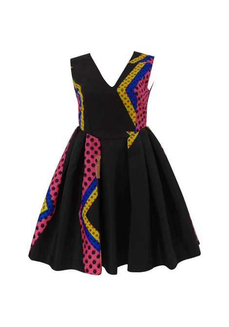 Leitmotiv NWOT Multicoloured dress Leitmotiv | Dresses | TCS0184540NERO