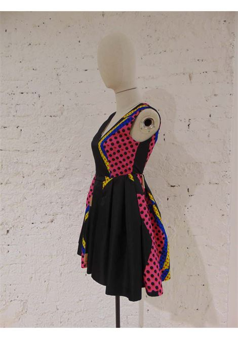 Leitmotiv NWOT Multicoloured dress Leitmotiv | Abito | TCS0184540NERO