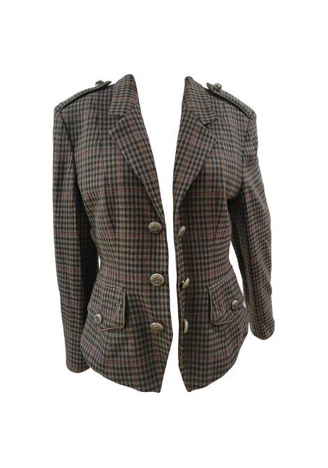 Moschino wool jacket Moschino | Jackets | AMGV01730150EXMARRONE