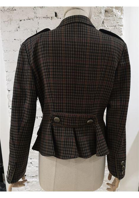 Moschino wool jacket Moschino | Giacca | AMGV01730150EXMARRONE