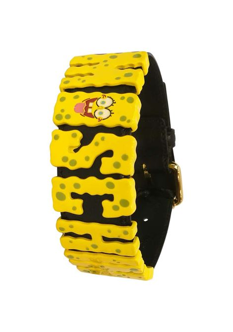 Moschino spongebob effect chocker NWOT Moschino | Collana | VXR00116SPONGEBOB