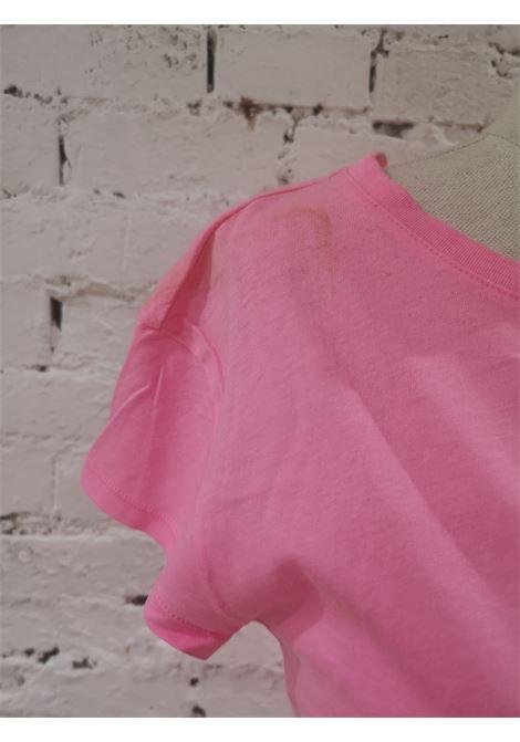 Moschino pink t-shirt Moschino | Maglia | VXR018061MULTI