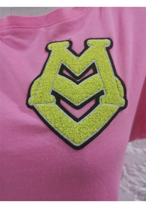 Moschino pink t-shirt Moschino | T-Shirts | VXR018061MULTI