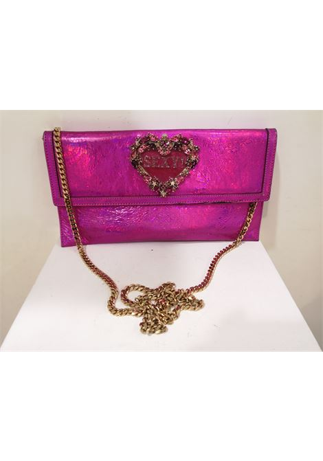 Philipp Plein fucsia shoulder bag Sexy heart clutch  Philipp Plein | Bags | FUCSIASEXY