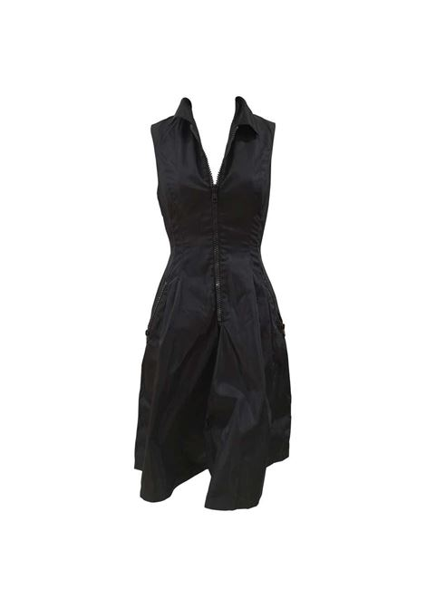 Prada Black Dress Prada | Abito | AMGV0171250120NERO