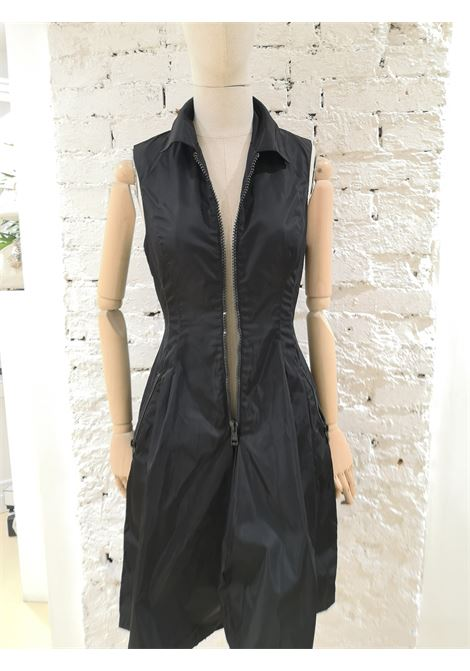 Prada Black Dress Prada | Dresses | AMGV0171250120NERO