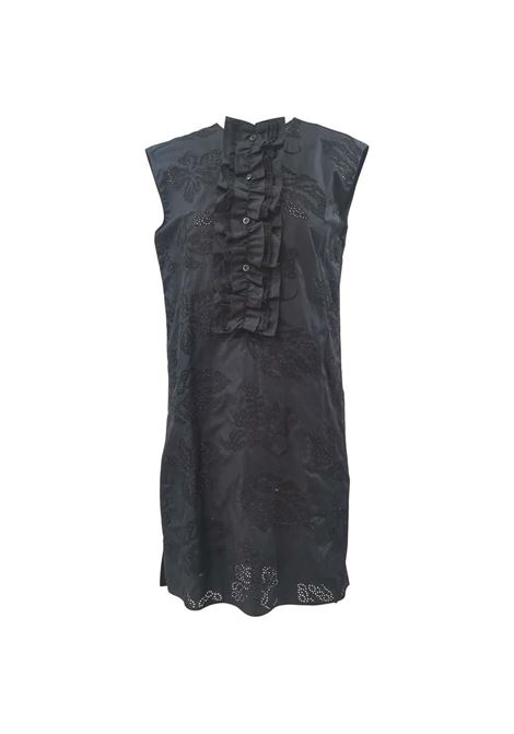 Prada Black Sangallo NWOT Dress Prada | Dresses | BF01880CXXSANERO