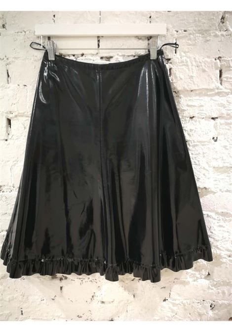 Prada Black patent Leather Skirt Prada | Skirts | GT01880XOLS1NERO