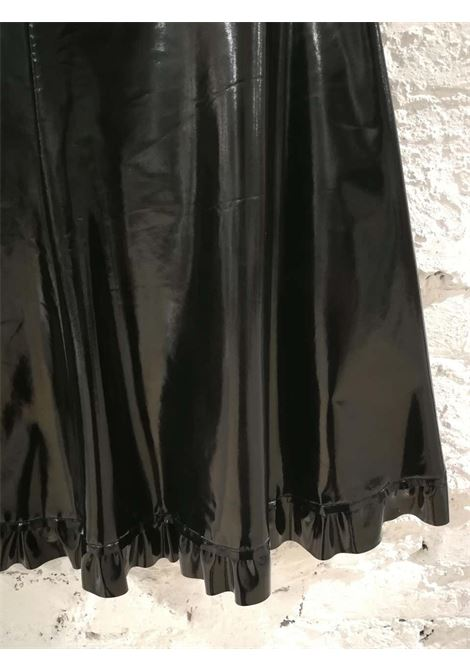 Prada Black patent Leather Skirt Prada | Gonna | GT01880XOLS1NERO