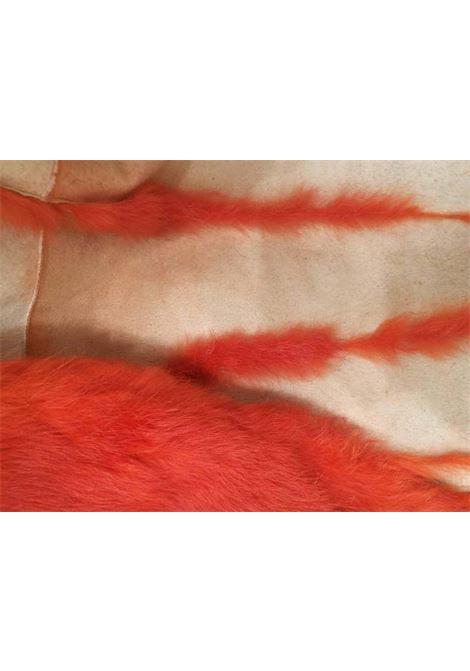 Roberto Cavalli Vintage Orange Fur Roberto Cavalli | Furs | VXR016056ARANCIO