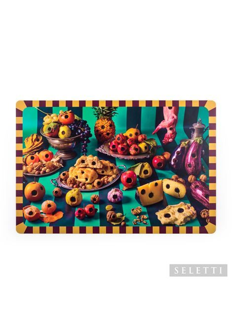 Seletti | tablemat | 02096NATURA MORTA