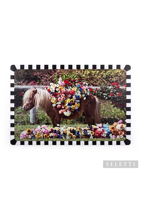 Seletti Tablemat Pony Seletti | tablemat | 02099PONY