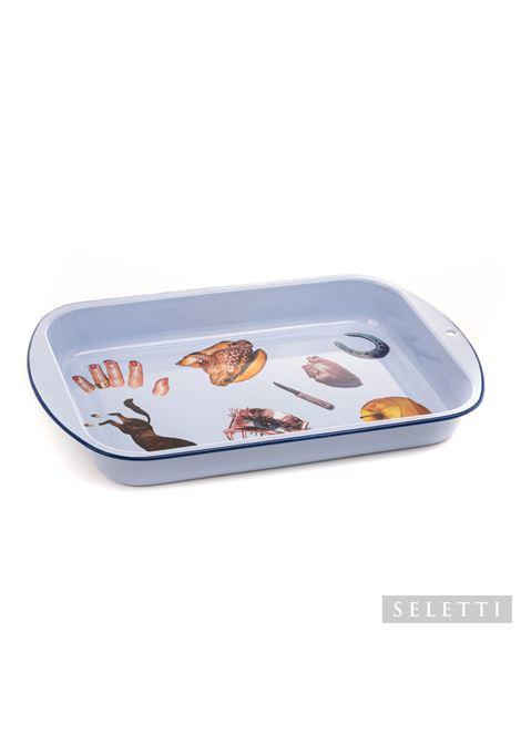Seletti | baking tray | 17001TOILETPAPER