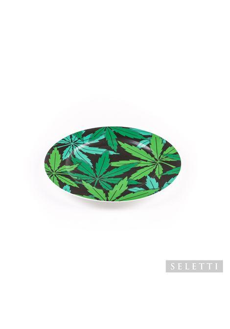 Seletti | Dish | 17205WEED