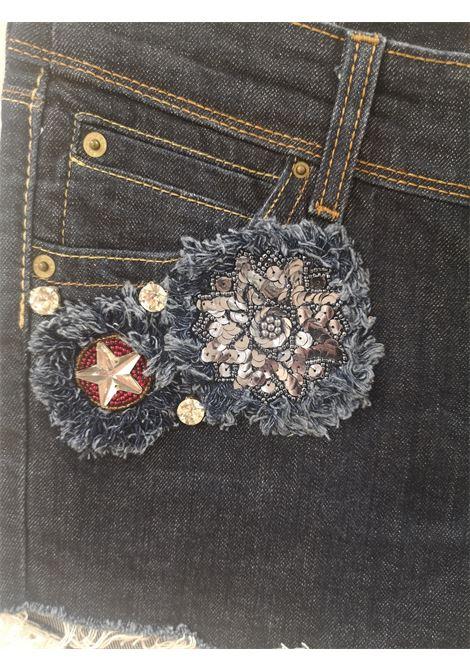 SOAB blue shorts Soab Capri | Shorts | 112BIJOUX