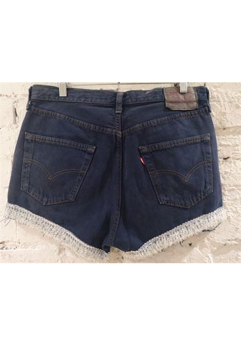Blue denim SOAB shorts Soab Capri | Shorts | 67SWAROV