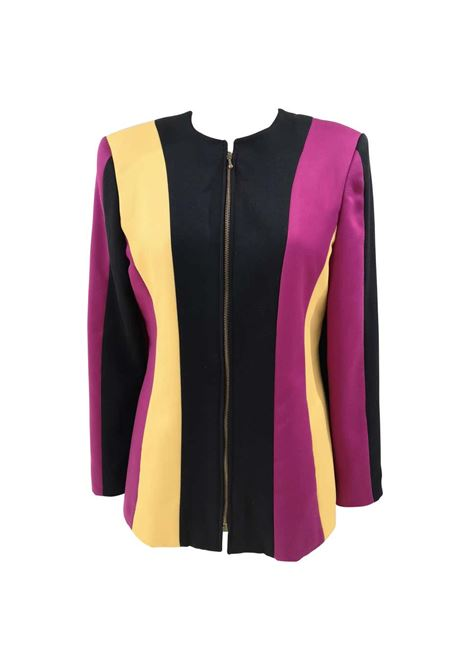 Swish Black Purple Yellow Jacket Swish | Giacca | VXR016017MULTI