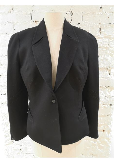Thierry Mugler Black Jacket Thierry Mugler | Jackets | VXR016059NERO