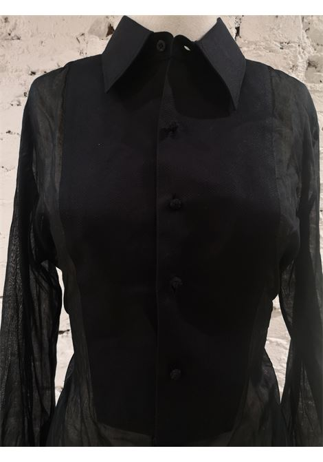 Vintage Tom Ford black see-through shirt Tom Ford | Shirts | SVV0180103050BLACK
