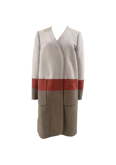 Tory Burch multicoloured coat Tory Burch | Cappotto | MULTIMULTI