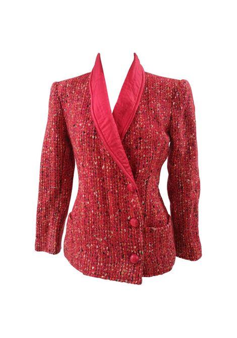 Valentino Boutique red wool jacket Valentino | Jackets | VXR016080B.NERO
