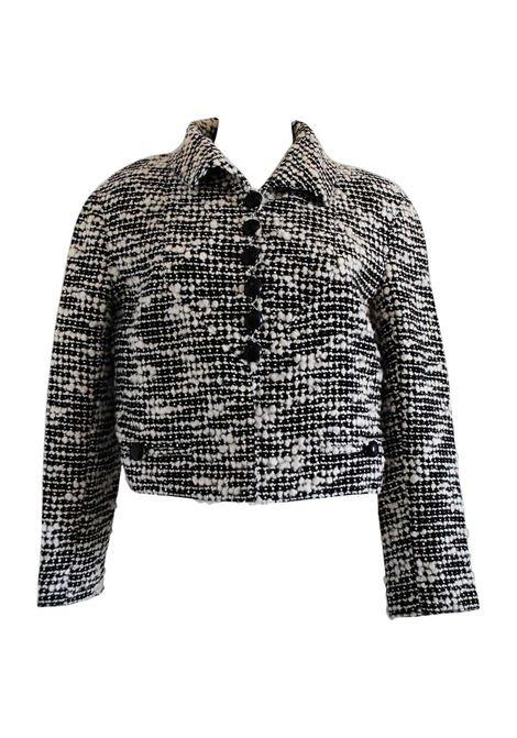 Valentino Black and White jacket Valentino | Giacca | VXR016083NERO