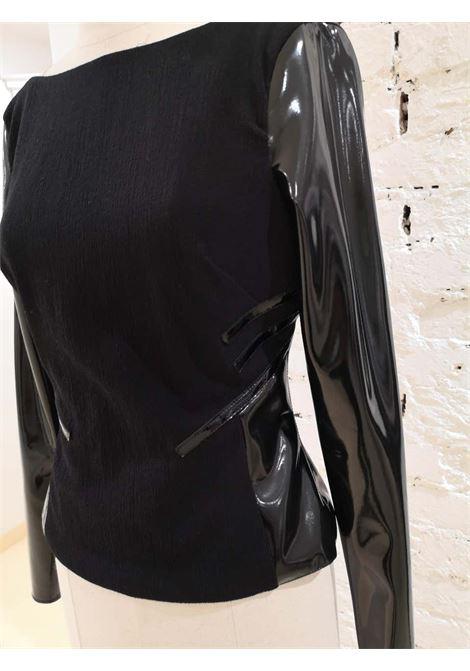 Gianni Versace Black Shirt Versace |  | FG01A0100ETNERO PELLE
