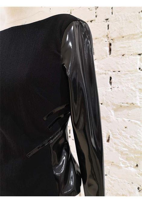 Gianni Versace Black Shirt Versace | Dresses | FG01A0100ETNERO PELLE
