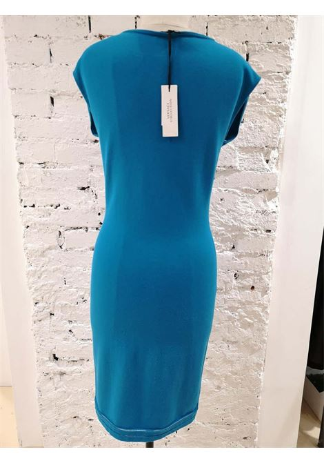 Versace Collecction Blue Dress NWOT Versace | Dresses | FG02A090ETBLU