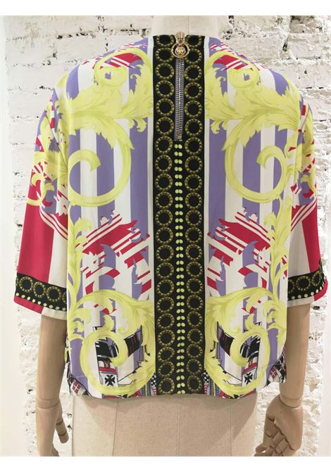 Versace multicoloured Blouse Versace | Maglia | VXR01805MULTI
