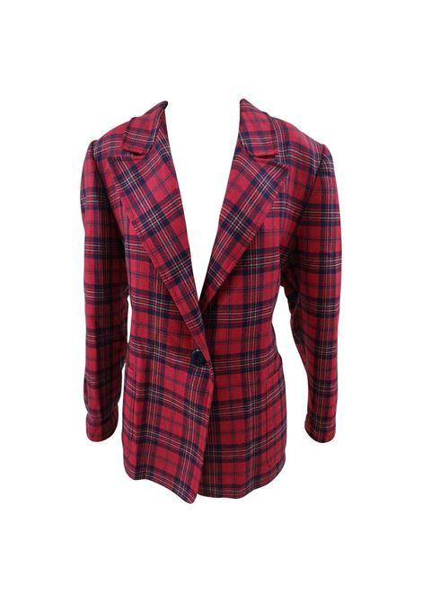 Gallara handmade wool jacket VIntage | Giacca | VXR016096GIALLO NERO