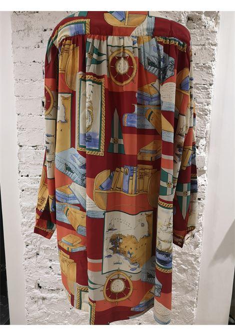 Vintage Nautica multicoloured silk shirt VIntage | Camicia | VXR018074FANTASIA