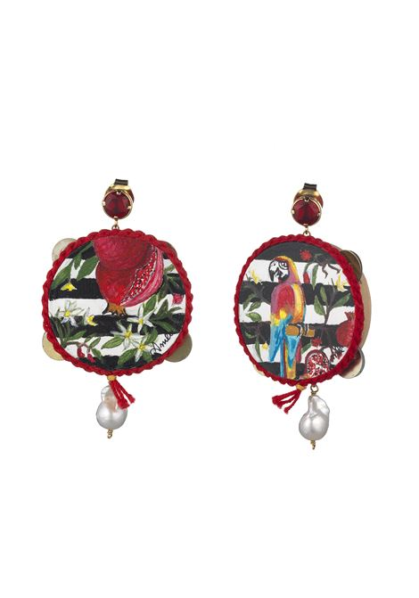 AMLE' | Earrings | 9879-