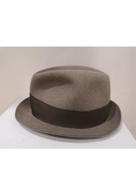 Borsalino Grey Wool Hat Borsalino | Hats | MG01950XSZ1GRIGIO