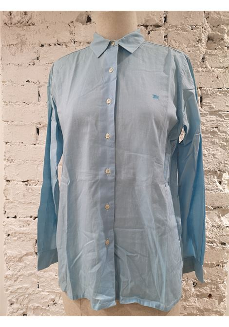 Burberry London light blue shirt Burberry | Camicia | VXR01910XZQACELESTE