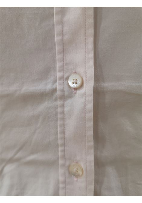 Burberry London pink cotton shirt Burberry | Camicia | VXR01910XZQAROSA