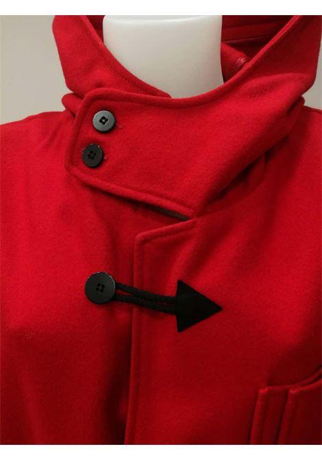 Rare J.C. de Castelbajac Red Coat J.C. de Castelbajac | Coats | LE01980XS00ROSSO