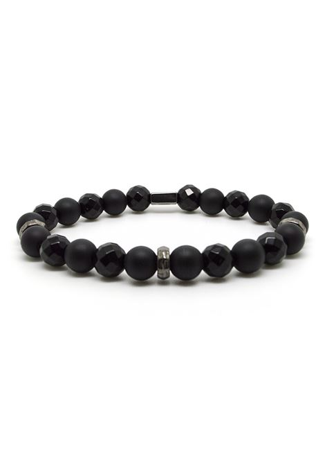 CHEVALIER PROJECT | Bracelet | B135BLACK MIX