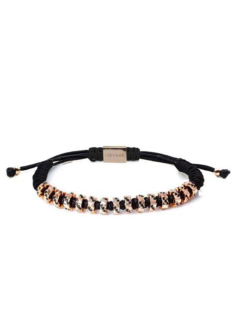 CHEVALIER PROJECT | Bracelet | C103CZ DIAMONDS ROSE GOLD