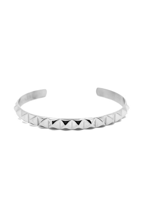 CHEVALIER PROJECT | Bracelet | K111WHITE GOLD BANGLE