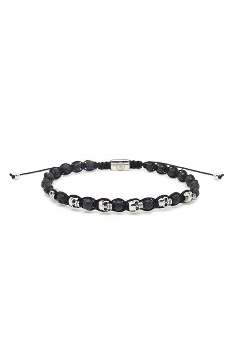 CHEVALIER PROJECT | Bracelet | M1134MM BLACK SILVER