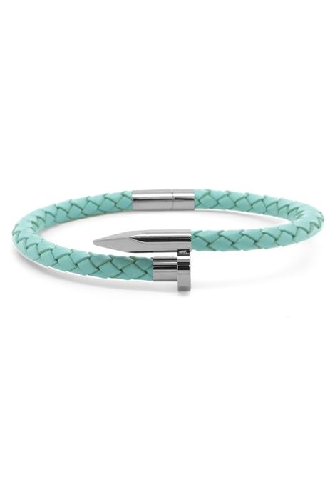 CHEVALIER PROJECT | Bracelet | P116TURQUOISE SILVER