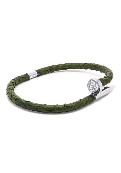 CHEVALIER PROJECT | Bracelet | P122GREEN