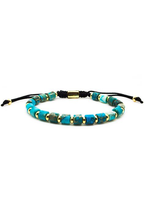 CHEVALIER PROJECT | Bracciale | S104TURQUOISE
