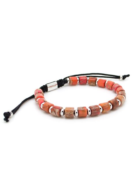 CHEVALIER PROJECT | Bracelet | S107ORANGE