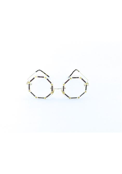 D style | Occhiali | ESAGONALI 001-