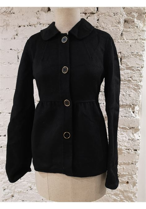 DKNY Black wool jacket Dkny | Jackets | BL01970XSZNERO